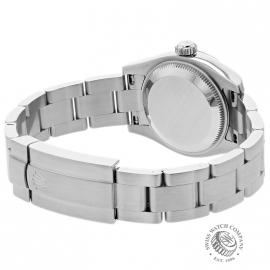 RO21167S Rolex Ladies Oyster Perpetual Back
