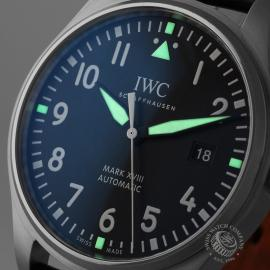 IW21223S IWC Pilots Watch Mark XVIII Close1 1