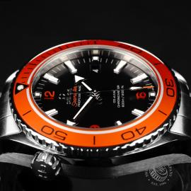 OM21969S Omega Seamaster Planet Ocean 600M Co-Axial Close6