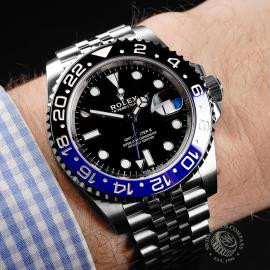 RO22318S- Rolex GMT-Master II Wrist