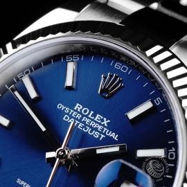 RO21703S Rolex Datejust 41 Close3 2