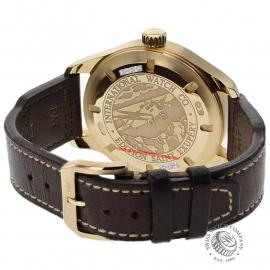 IW22448S IWC Pilot's Watch UTC Rose Gold Back