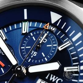 IW21710S IWC Aquatimer Chronograph Close3