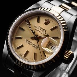RO21690S Rolex Ladies Datejust Close5