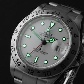 RO22221S Rolex Explorer II 'Polar' Close1
