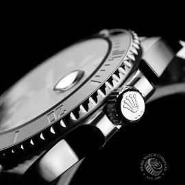 RO1945P Rolex Submariner Date Ceramic 41mm Unworn Close8 1