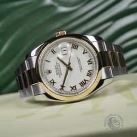 RO22492S Rolex Datejust 36 Close11