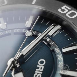 OR22678S Oris Aquis Source Of Life Limited Edition Close3