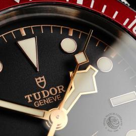 TU22224S Tudor Heritage Black Bay Red Unworn Close5