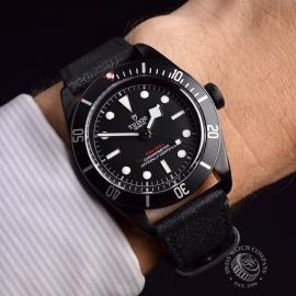 TU19408S Tudor Heritage Black Bay Dark Wrist 1