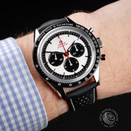 OM22476S Omega Speedmaster Pulsometer Wrist