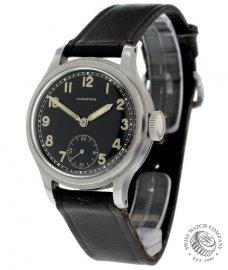 Longines Vintage German Army World War II Service Watch