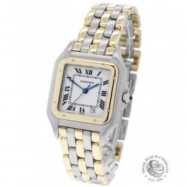 CA22473S Cartier Panthere 3-Row Back