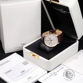 IW22062S IWC Portuguese 18ct Chronograph Box