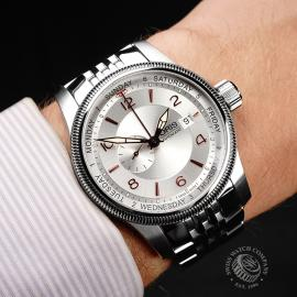 OR21845S Oris Big Crown Small Second Pointer Day Wrist