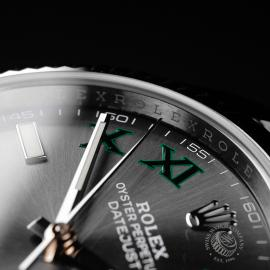RO22173S Rolex Datejust 41 Unworn Close5