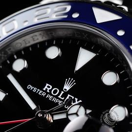 RO21787S Rolex GMT-Master II BLRO Close3