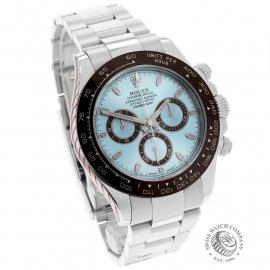 RO21869S Rolex Cosmograph Daytona Platinum Dial