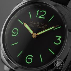 PA21141S Panerai Radiomir 1940 3 Days Marina Militaire Close1