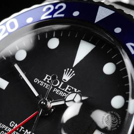 RO21746S Rolex GMT-Master Rolex GMT-Master Close3