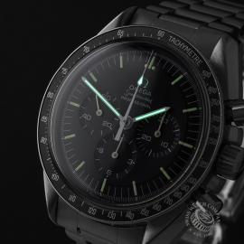 OM21889S Omega Vintage Speedmaster Moonwatch Close1