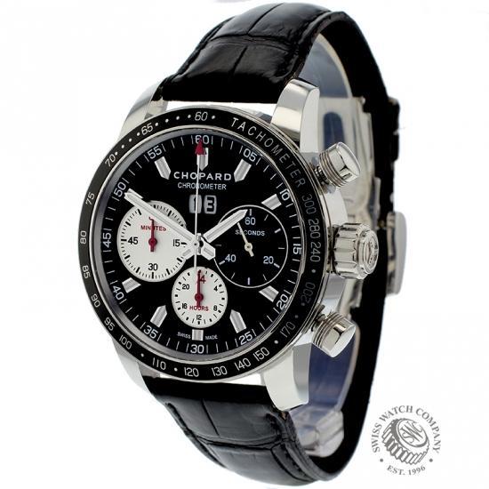 Chopard Mille Miglia Jacky Ickx Edition V Watch - 168543-3001 - Ref ... ec877e11f450