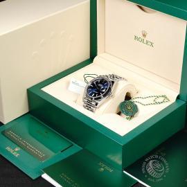 RO21968S Rolex Datejust 41 Unworn Box