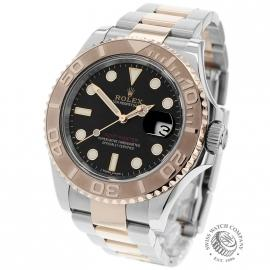 RO21675S Rolex Yachtmaster Back 1