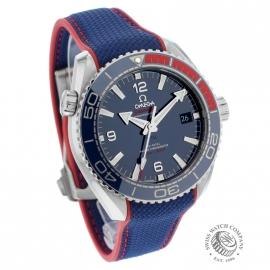 21550S Omega Seamaster Pyeongchang 2018 Olympics Limited Edition Dial