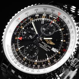 BR21888S Breitling Navitimer World Chrono GMT Close3 1
