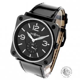 Bell & Ross BR-S Black Ceramic