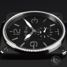 14494S Bell & Ross BR-S Black Ceramic Close414494S Bell & Ross BR-S Black Ceramic Close5