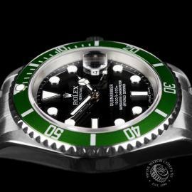 RO22411S Rolex Submariner Date 50th Anniv Close 6 1
