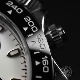 RO21354S Rolex Daytona - Cerachrom Bezel Model - Fully Stickered Close7