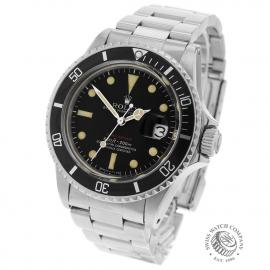RO1970P Rolex Submariner Date 'Single Red' Back