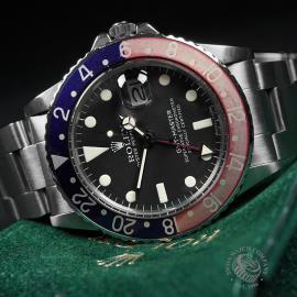 RO22229S Rolex Vintage GMT-Master  Close10