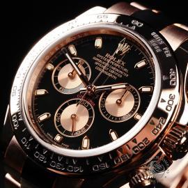 RO22074S Rolex Daytona Everose Gold Close2