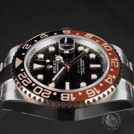 RO22536S Rolex GMT-Master II Unworn Close7