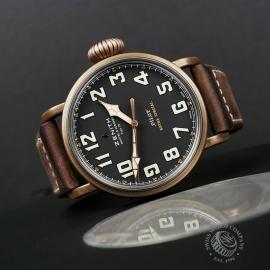ZE22520S Zenith Pilot Type 20 Extra Special Bronze Close10