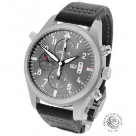 IWC Pilots Double Chronograph 'Partouille Suisee'