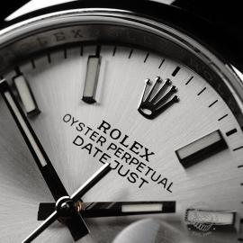 RO22047S Rolex Datejust 36 Unworn Close3