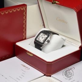CA21601S Cartier Santos 100 Box
