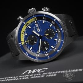 IW22457S IWC Aquatimer Chronograph 'Calypso' Close10