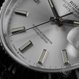 RO22357S Rolex Datejust 41 Unworn Close4