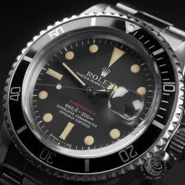 RO1970P Rolex Submariner Date 'Single Red' Close2