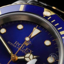 RO22727S Rolex Submariner Date Close5