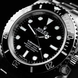 RO21761S Rolex Submariner Non Date Close2