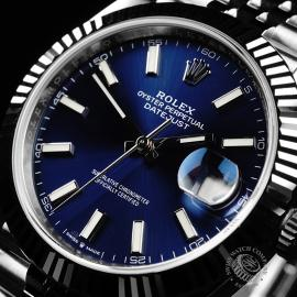 RO22044S Rolex Datejust 41 Close2