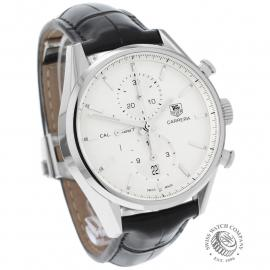 TA22528S Tag Heuer Carrera 1887 Chronograph Dial