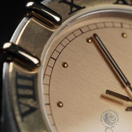 OM22293S Omega Constellation Automatic Close5